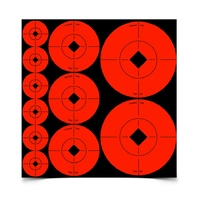 "Birchwood Casey Target Spots Self Adhesive Assorted 1""x 60+2""x 30+3""x20 33928"