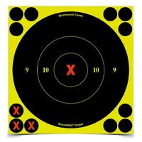 "Birchwood Casey Shoot•N•C 6"" X-Bull's-eye 60 Target Pack - 34560"