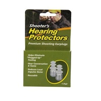 Acu-Life Shooters Hearing Protectors Ear Plugs - 400711