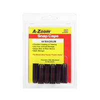 Pachmayr A-Zoom Revolver Metal Snap Caps 6 Pack