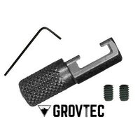 GrovTec Hammer Extension for Ruger Blackhawk, H&R Topper, New England Firearms Handi Rifle - GTHM72