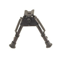 "Harris #S-BR Benchrest Bipod - 6-9"" Swivel Bipod with Adjustable Legs - HS-BR"