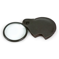 Lightning Powder Attached Case Magnifier - 5-9060