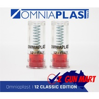 Omniaplast 12 Gauge Snap Caps Classic Edition 2 Pack
