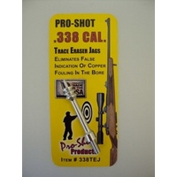Pro-Shot .25 Cal./6.5mm Trace Eraser Spear Tip Jag - 25/6.5TEJ