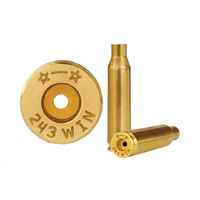 Starline Unprimed Brass Cases - 243 Winchester 50 Pack