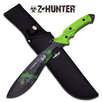 Z-Hunter Fixed Blade Knife Zombie Series - ZB-108