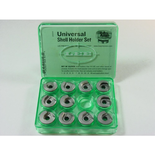 Lee Universal Shellholders Set of 11 90197